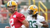 Aaron Rodgers airs his unhappiness with the Green Bay Packers but 'definitely not closing the door on anything'