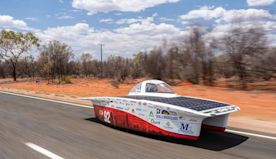 Freak Weather Events See Top Contenders Crash Out Of World's Most Prestigious Solar Rally
