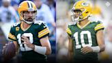 Aaron Rodgers and Jordan Love: Packers QBs explain 'friendship' despite draft drama