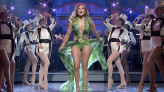 Saturday Night Live recap: Jennifer Lopez is seeing green in that iconic Versace dress for third hosting gig