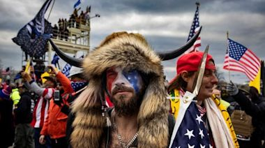 'QAnon Shaman' who turned on Trump seeks release after organic foods cause 'digestive issues'