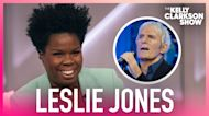 Leslie Jones Convinced Michael Bolton To Sing At 'SNL' 40th