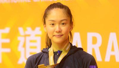 東奧銅牌「小清新」文姿云連3場讓對手掛蛋奪金牌