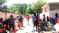 Desperate conditions in Haiti are driving thousands to flee to US