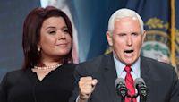 CNN contributor Ana Navarro calls Mike Pence's remarks on January 6 'beyond pathetic'