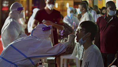 中國本土COVID-19新增13例 自駕遊疫情持續蔓延 | 中央社 | NOWnews今日新聞
