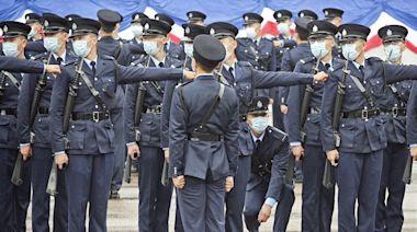 紀常會提交報告書 倡調高多個紀律部隊職系薪點