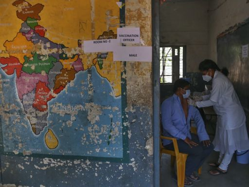 印度第三波疫情將至暫停疫苗出口 發展中國家處境恐更慘   全球   NOWnews今日新聞