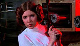 Violinist Plays Entire 20-Part Princess Leia Theme Solo During Quarantine
