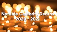 Notable celebrities who have recently died