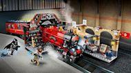 樂高 LEGO 哈利波特 Hogwarts™ Express 9¾¾ 開箱