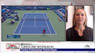 Former top-ranked tennis player on Novak Djokovic, US Open