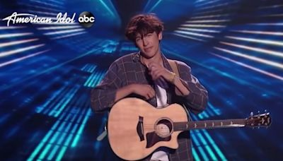 American Idol contestant Wyatt Pike drops out unexpectedly after reaching top 12