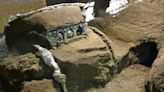 Archaeologists Just Discovered the 'Lamborghini' of Chariots in the Ruins of Pompeii