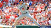 MLB ERA leader Scherzer dominates again, Dodgers beat Reds