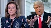 Pelosi 'starting to write' stimulus bill after being blasted by Trump over delay