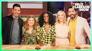 The Property Brothers, Whitney Cummings And Kelly Face-Off In 'Making The Cut' Game Hosted By Andrea Pitter