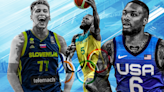 The Top 30 players at the Olympic basketball tournament