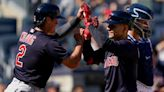 Error leads to 7-run inning, Cleveland Indians slow New York Yankees 11-3