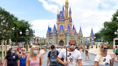 Will Florida's Disney World be a COVID vaccine site like California's Disneyland?