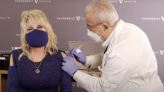 """Dolly Parton has a new song for you """"cowards"""" who are afraid to get the COVID vaccine"""
