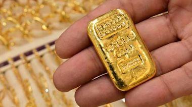 〈貴金屬盤後〉跟股市同步 黃金逆轉一週低點 小幅收高   Anue鉅亨 - 黃金