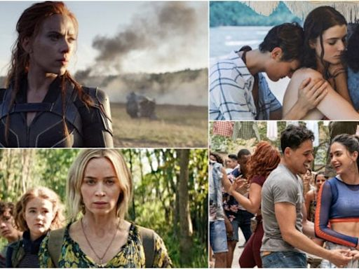 2021 Summer Movie Preview: 32 Films to Help Bring Theaters Back, From 'Black Widow' to 'In the Heights' (Photos)
