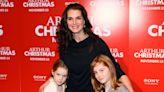 See Brooke Shields' Two Lookalike Teen Daughters