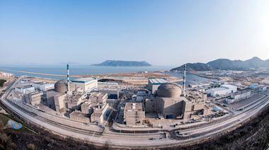 燃料棒破損 廣東台山核電廠一核子反應爐停機維修