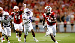 Want to watch the N.C. State-Clemson college football game on TV? Here's how to find it