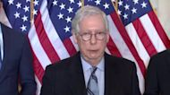 McConnell says Republicans and Democrats have 'deep-seated differences' on gun control