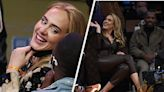 IDK How Adele And Rich Paul Make Watching Basketball Look So Cute, But Alas The Couple Did It Again Yesterday
