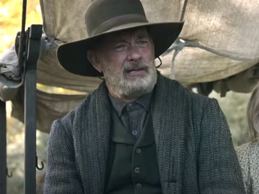 Tom Hanks stars in moving trailer for new movie that marks a career first
