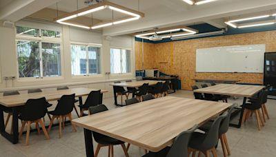 活化校園閒置空間 臺東高中智慧科技教室啟用