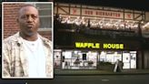 Waffle House waitress allegedly pulls gun on man 'over cheese eggs'