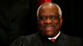 Amid Pandemic, U.S. Justice Clarence Thomas Has a Question or Two