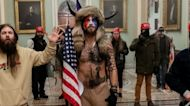 """""""QAnon Shaman"""" pleads guilty to felony in Capitol riot case"""