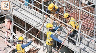 勞工處巡54個新工程地盤 提37項檢控 發314張改善通知書