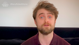 Daniel Radcliffe Reading 'Harry Potter' Is The Best Thing You'll Watch All Week
