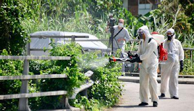 啟德北和馬鞍山蚊患指數高於警戒水平