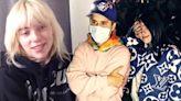 Billie Eilish on How Justin Bieber Helps Her Manage Fame
