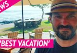 Brian Austin Green Gushes Over 'Amazing' GF Sharna Burgess on Valentine's Day