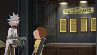 'Rick and Morty's Thanksploitation Spectacular' Makes For a Turkey of an Episode