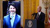 'Merci, mon ami': Biden, Trudeau renew bilateral bond post-Trump