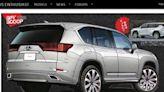 預約 9 月發表現身!Lexus 大改款七人座休旅動力規格曝光 - 自由電子報汽車頻道
