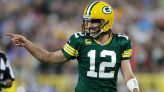 Prop Bet for Packers-49ers on Sunday Night Football: Aaron Rodgers' longest completion