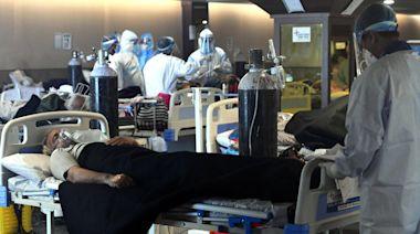 肺炎疫情|中國網媒誤報印度驗出3,532種變種病毒引恐慌 《環時》澄清係假消息:繙譯出錯 | 蘋果日報