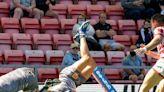 Leigh 30-36 Catalans: Dragons go top against battling basement boys
