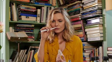 Michelle Pfeiffer Discusses Expansion of Her Fragrance Line, New Film 'French Exit'