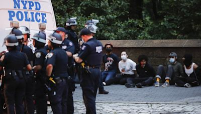 39 NYPD officers deserve punishment for George Floyd riot conduct, oversight board says